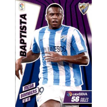 Baptista Mega Bombers Málaga 406 Megacracks 2012-13
