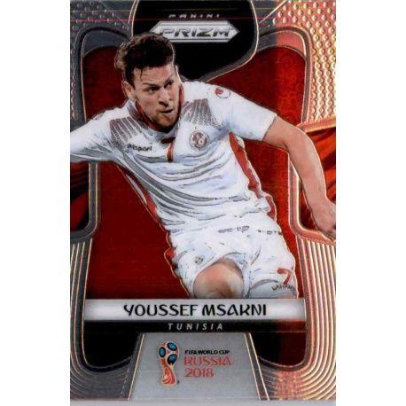 Youssef Msakni Tunisia 291 Prizm World Cup 2018