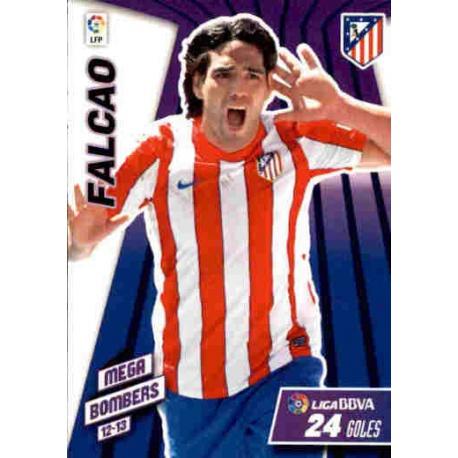 Falcao Mega Bombers Atlético Madrid 409 Megacracks 2012-13