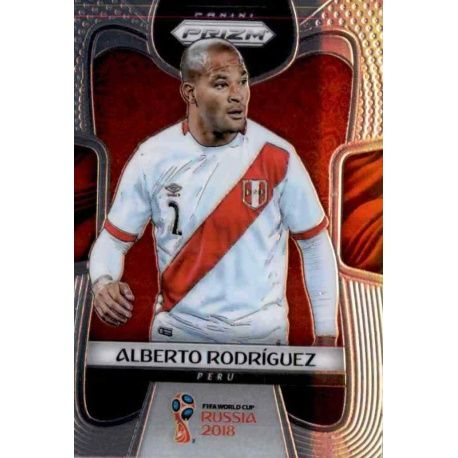 Alberto Rodr_guez Peru 292 Prizm World Cup 2018