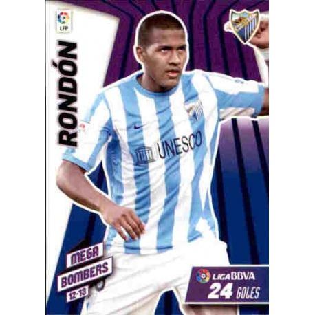 Rondón Mega Bombers Málaga 418 Megacracks 2012-13