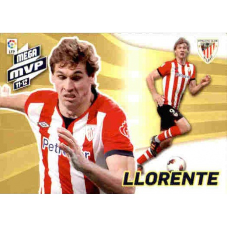Llorente Mega MVP 11-12 Athletic Club 422 Megacracks 2012-13