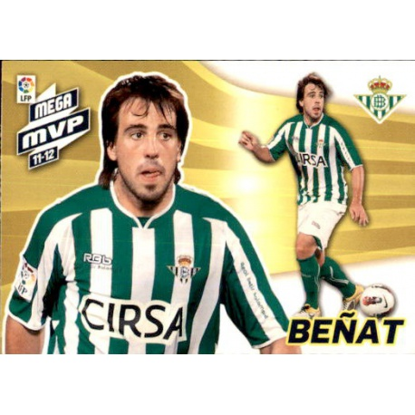 Beñat Mega MVP 11-12 Betis 425 Megacracks 2012-13