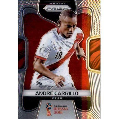 Andre Carrillo Peru 293 Prizm World Cup 2018