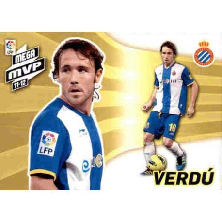 Verdú Mega MVP 11-12 Espanyol 428 Megacracks 2012-13
