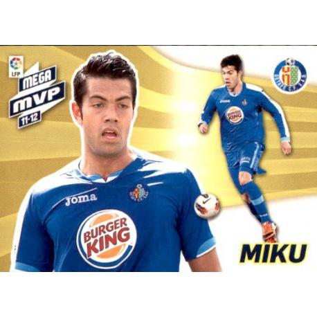 Miku Mega MVP 11-12 Getafe 429 Megacracks 2012-13