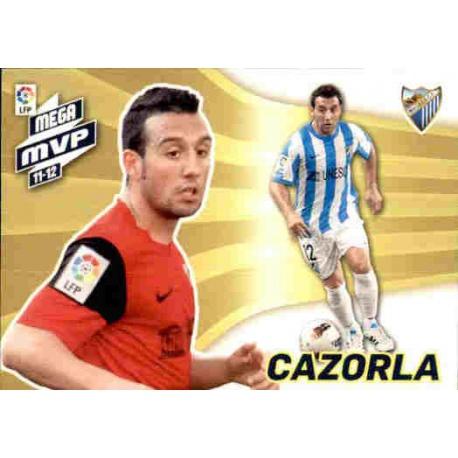Cazorla Mega MVP 11-12 Málaga 433 Megacracks 2012-13