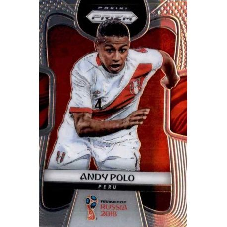Andy Polo Peru 294 Prizm World Cup 2018