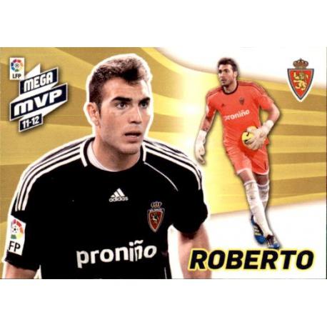 Roberto Mega MVP 11-12 Zaragoza 441 Megacracks 2012-13