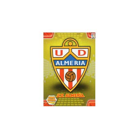 Escudo Almería 1 Megacracks 2010-11