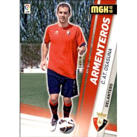 Armenteros Nuevos Fichajes Osasuna 446 Megacracks 2012-13