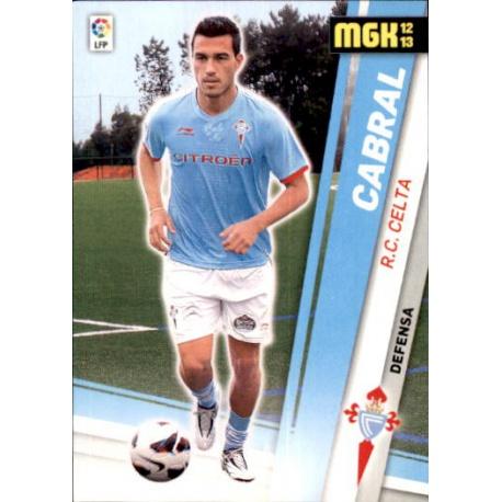 Cabral Nuevos Fichajes Celta 448 Megacracks 2012-13