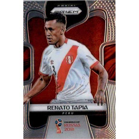 Renato Tapia Peru 297 Prizm World Cup 2018