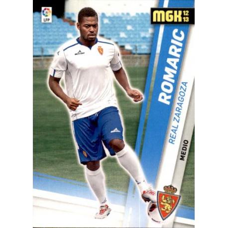 Romaric Nuevos Fichajes Zaragoza 457 Megacracks 2012-13