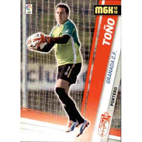 Toño Nuevos Fichajes Granada 458 Megacracks 2012-13