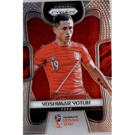 Yoshimar Yotun Peru 299 Prizm World Cup 2018