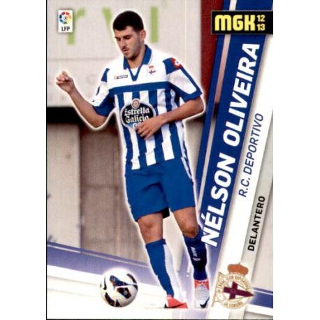 Nélson Oliveira Nuevos Fichajes Deportivo 462 Megacracks 2012-13