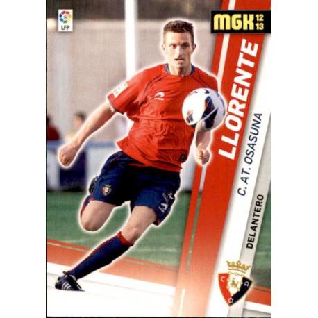 Llorente Nuevos Fichajes Osasuna 465 Megacracks 2012-13