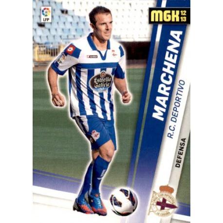 Marchena Nuevos Fichajes Deportivo 466 Megacracks 2012-13