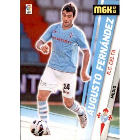 Augusto Fernández Nuevos Fichajes Celta 471 Megacracks 2012-13