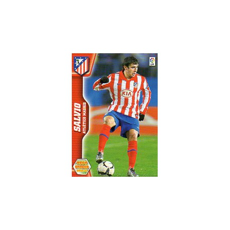 Salvio Atlético Madrid 49 Megacracks 2010-11