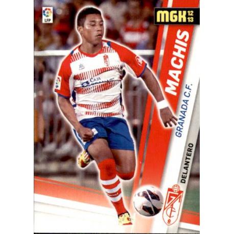Machis Nuevos Fichajes Granada 472 Megacracks 2012-13