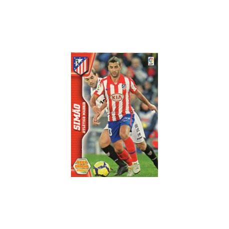 Simao Atlético Madrid 51 Megacracks 2010-11