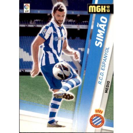Simao Nuevos Fichajes Espanyol 473 Megacracks 2012-13