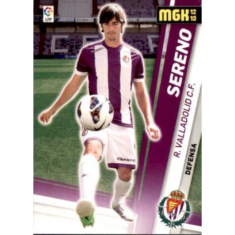 Sereno Nuevos Fichajes Valladolid 481 Megacracks 2012-13