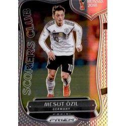 Mesut Ozil Scorers Club 9
