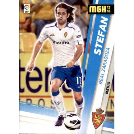 Stefan Nuevos Fichajes Zaragoza 483 Megacracks 2012-13