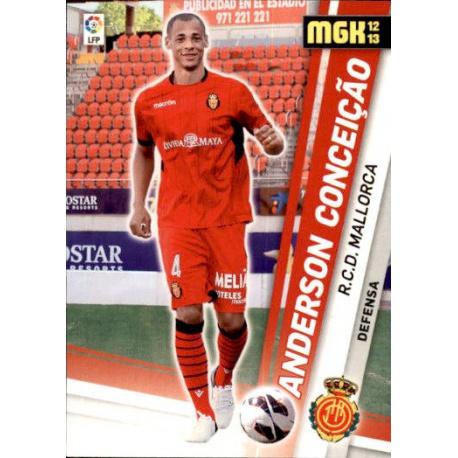 Conceiçao Nuevos Fichajes Mallorca 485 Megacracks 2012-13