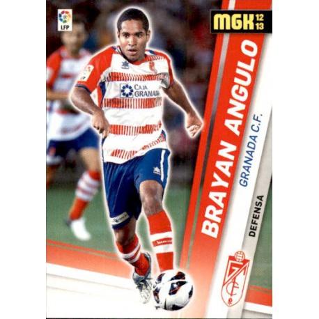 Brayan Angulo Nuevos Fichajes Granada 486 Megacracks 2012-13