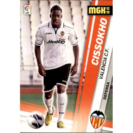 Cissokho Nuevos Fichajes Valencia 487 Megacracks 2012-13