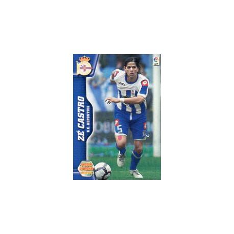 Ze Castro Deportivo 80 Megacracks 2010-11