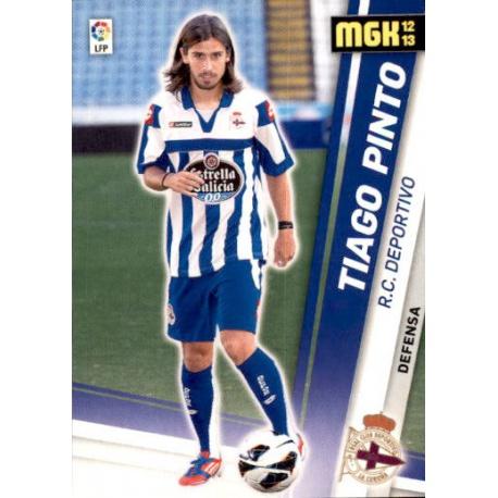 Tiago Pinto Nuevos Fichajes Deportivo 488 Megacracks 2012-13