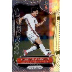 Sardar Azmoun Scorers Club 11