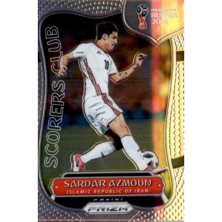 Sardar Azmoun Scorers Club of Prizm World Cup 2018
