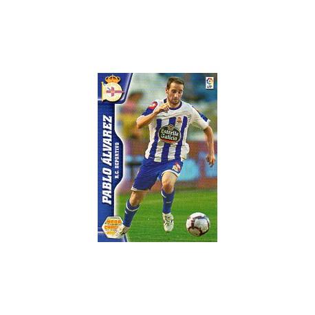 Pablo Alvarez Deportivo 85 Megacracks 2010-11