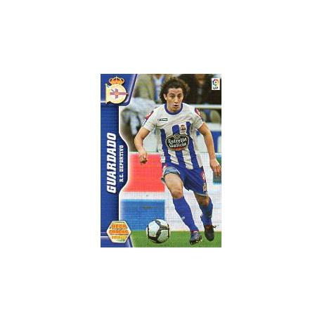 Guardado Deportivo 86 Megacracks 2010-11