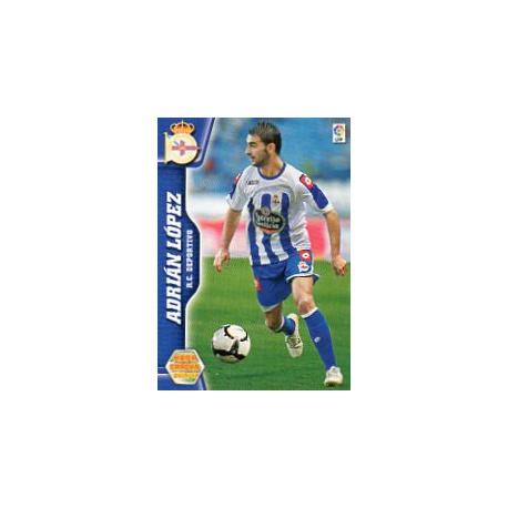 Adrián López Deportivo 88 Megacracks 2010-11