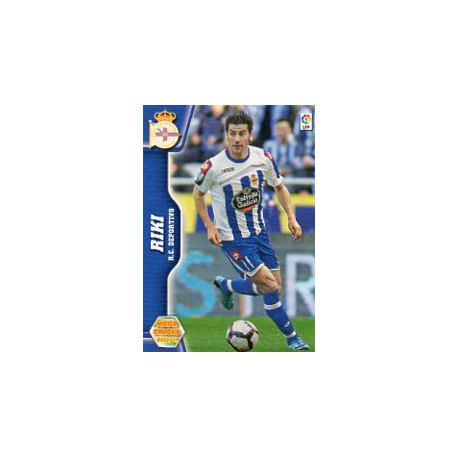 Riki Deportivo 89 Megacracks 2010-11