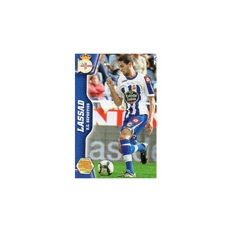 Lassad Deportivo 90 Megacracks 2010-11
