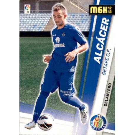 Alcácer Nuevos Fichajes Getafe 494 Megacracks 2012-13