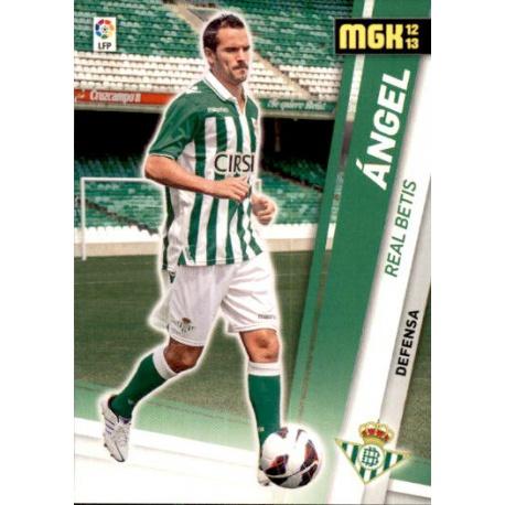 Ángel Nuevos Fichajes Betis 495 Megacracks 2012-13