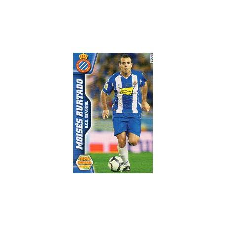 Moisés Hurtado Espanyol 99 Megacracks 2010-11
