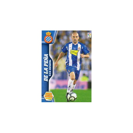 De la Peña Espanyol 103 Megacracks 2010-11