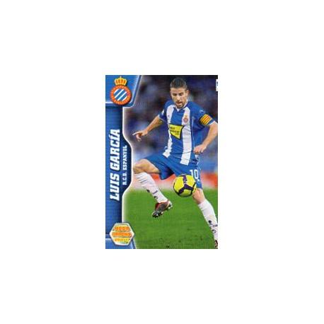 Luis Garcia Espanyol 105 Megacracks 2010-11