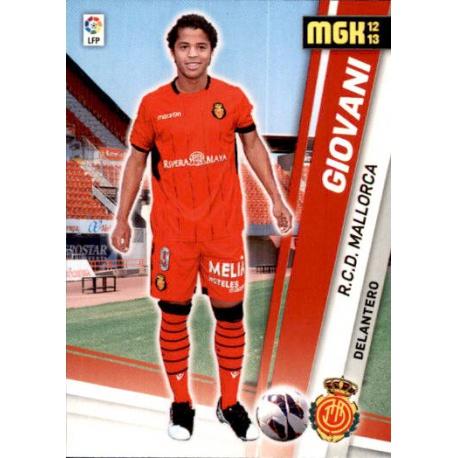Giovani Nuevos Fichajes Mallorca 501 Megacracks 2012-13