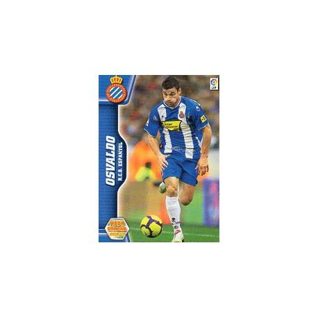 Osvaldo Espanyol 107 Megacracks 2010-11
